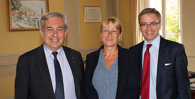 Première visite à Calvi pour le préfet de Haute-Corse