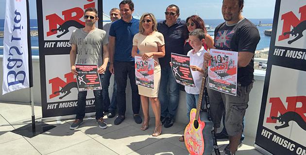 Bastia : Dancefloor à ciel ouvert pour la NRJ Corsica Party