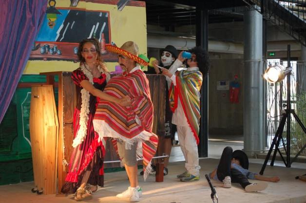 Le théâtre au service du bilinguisme au collège de Biguglia