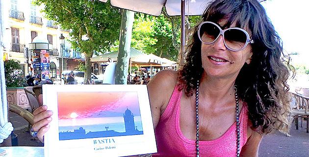 Quand Carine Poletti met Bastia en images