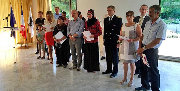 La Haute-Corse ouvre ses portes à 13 nouveaux citoyens français