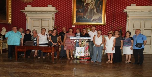 Ajaccio et l'Agence nationale pour les chèques-vacances associés en faveur des seniors