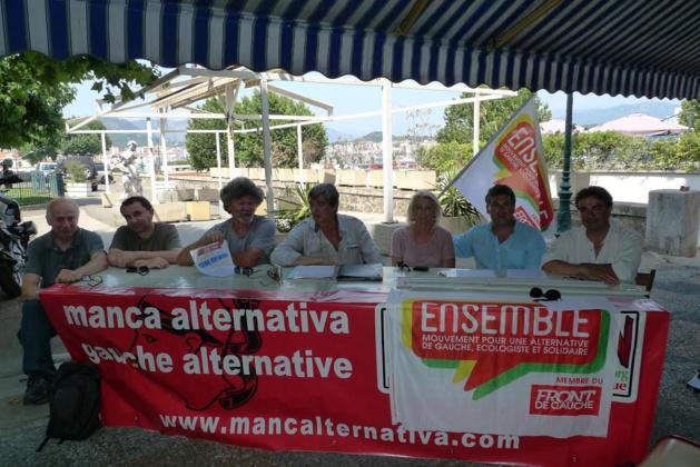 """Manca lternativa se veut """"initiateur d'une nouvelle époque"""""""
