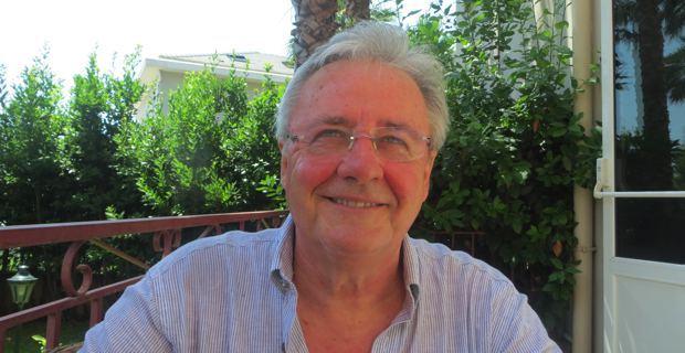 Jean-Bernard Gilormini, Président et co-fondateur des Nuits de la Guitare à Patrimoniu.