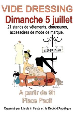 Un vide-dressing attendu à L'Ile-Rousse