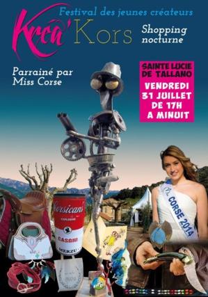 Santa Lucia di Tallà : Bientôt le premier festival Kréa'Kors