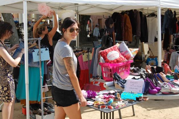 Vide-dressing réussi à L'Ile-Rousse