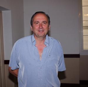 Pierre Guidoni président du Football Balagne Ile-Rousse