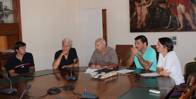 Un projet de plan communal de sauvegarde pour la commune de Calvi