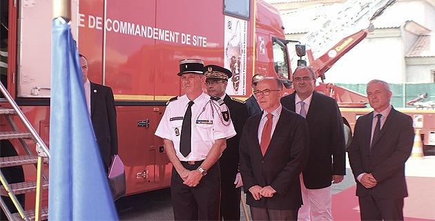 Sdis de Haute-Corse : Le siège de l'Etat-major inauguré par le ministre de l'Intérieur