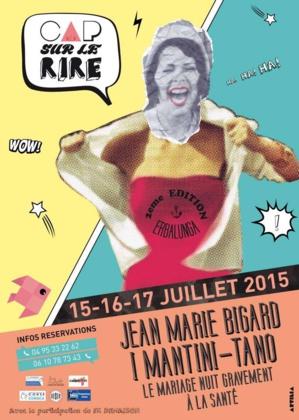 Jean-Marie Bigard met le… Cap sur le rire