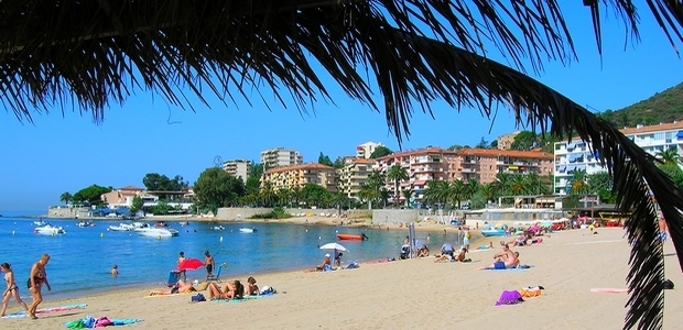Ajaccio : Baignade interdite plages Saint-François, Trottel et résidence des Isles