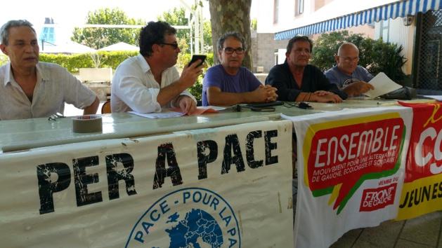 Soutien à la Grèce : L'appel à l'éveil des consciences en Corse aussi