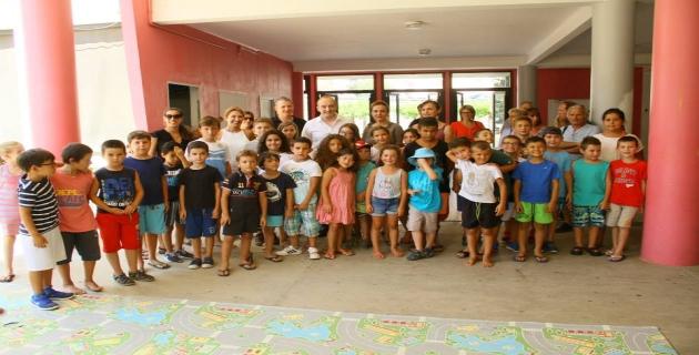Enfants en situation de handicap à l'ALSH de Saint-Jean d'Ajaccio  : les inscriptions sont toujours ouvertes