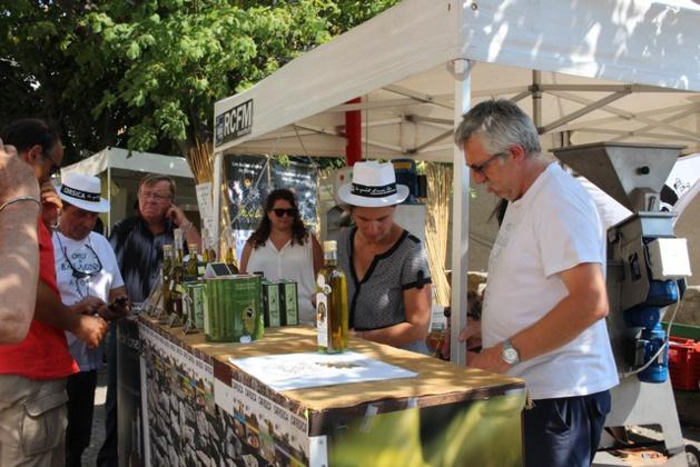 Montegrossu : 27e Fiera di l'Alivu, « site remarquable du goût »