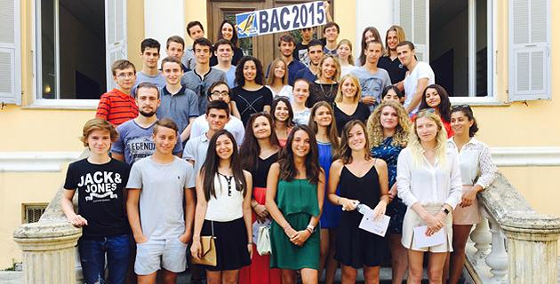 Lycée privé Jeanne d'Arc de Bastia : 99,05% de réussite au Bac !
