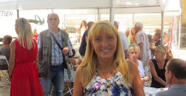 Emmanuelle de Gentili, secrétaire de la fédération de Haute-Corse du parti socialiste, récemment promue Secrétaire nationale, conseillère exécutive et 1er adjoint à la mairie de Bastia.