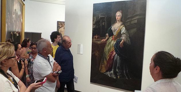 Musée de Bastia : Exposition des œuvres inédites des legs Fesch et Sisco