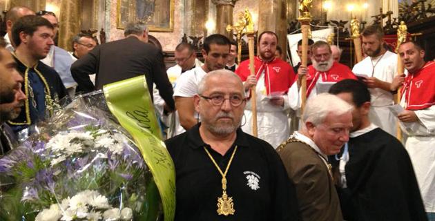 San Grisogono de Rome : Une grand-messe en langue corse