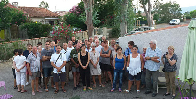 Lucciana : Le collectif contre les nuisances se mobilise…