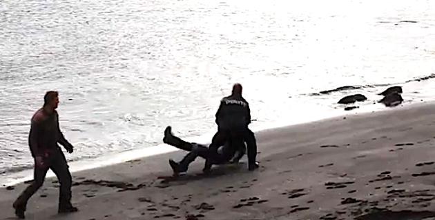 Xavier Figarella au secours des dauphins aux Iles Féroé : Il risque 2 à 10 ans de prison…