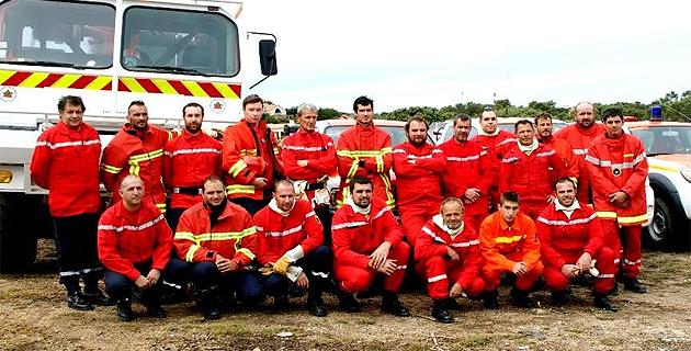 L'engagement civique des réserves communales de sécurité civile de Haute-Corse