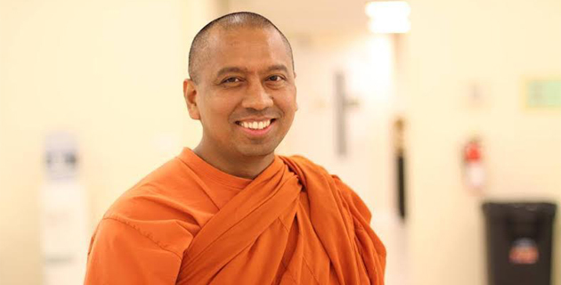 Le docteur Bhante Saranapala