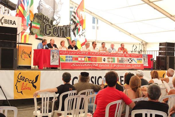 Ghjurnate Internazionale di Corti : L'Ecosse et la Catalogne à l'aube de l'indépendance ?