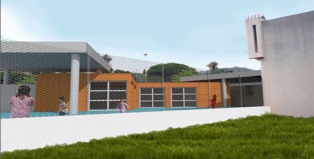 Les travaux d'extension de la structure multi accueil de Calvi ont débuté