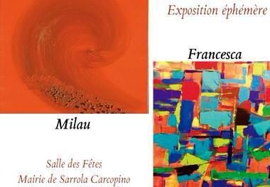Exposition à Sarrola Carcopini