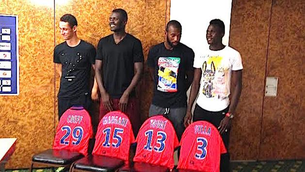 GFCA : La tribune «Fanfan Tagliaglioli» opérationnelle pour la venue d'Angers