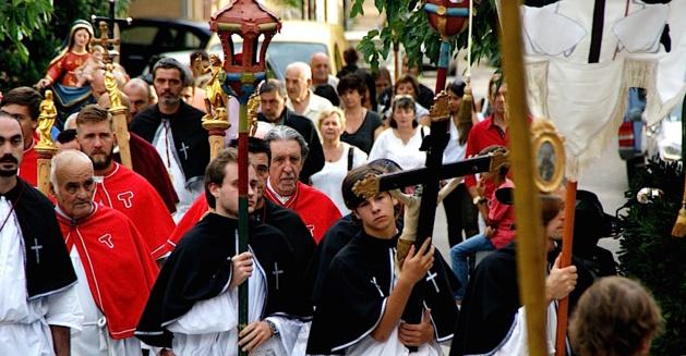 Speloncato a fêté la Sainte Vierge avec beaucoup de ferveur et d'émotion