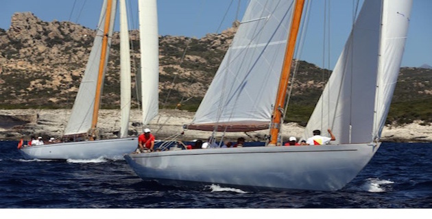 La Régate « ROSE» en partenariat avec la Corsica Classic le 24 Aout à Ajaccio