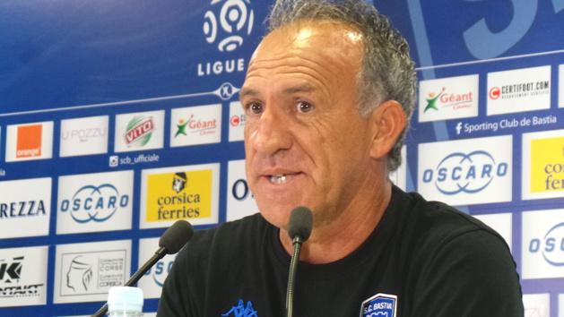 """Ghislain Printant (Sporting) : """" Pas question qu'un joueur puisse nous quitter"""""""