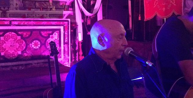Michel Mallory : Concertu di u core in casazza di San Carlu Borromée in Monticellu