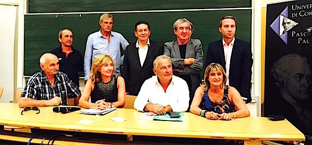 Corte : Jacques Costa élu - sans surprise - président du Parc Naturel Régional