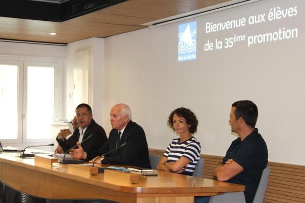 129 fonctionnaires-stagiaires à la rentrée à l'IRA de Bastia