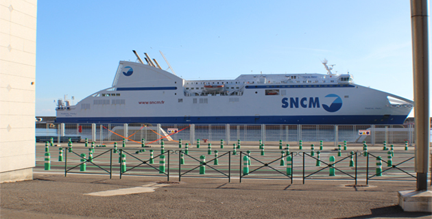 """SNCM : """"La bonne saison estivale crée des conditions favorables pour la reprise des activités"""" selon la direction"""