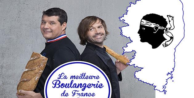 """""""La meilleure boulangerie"""" de M6 : Une semaine en Corse"""