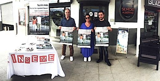 Querciolo : La belle initiative d'Inseme et de Vito Corse