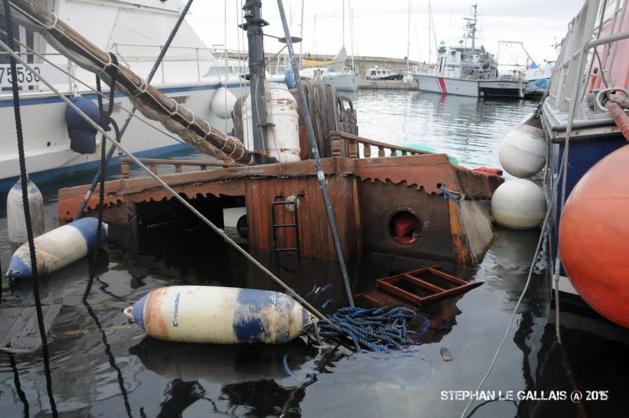Bastia : Un bateau de 12 m coule dans le Vieux-port
