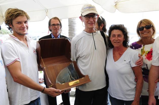 Smeralda cup 2014 : Florence Arthaud était là…