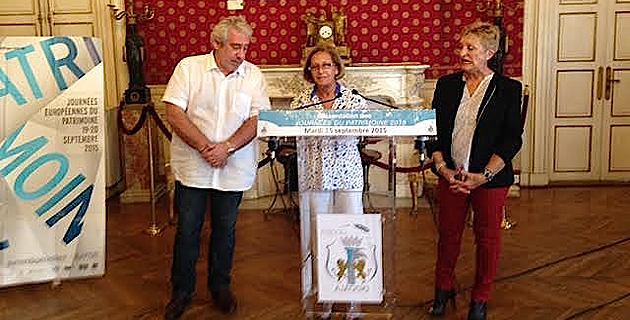 Journées du Patrimoine à Ajaccio : Etablir un pont entre passé et futur