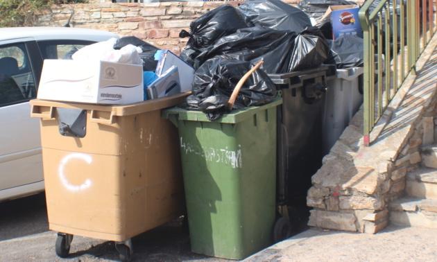 Communauté d'agglomération de Bastia : Le personnel gréviste de la voirie contre-attaque