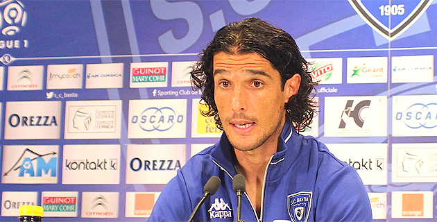 "François Modesto (Sporting) : ""Nous devons gagner face à Nice"""