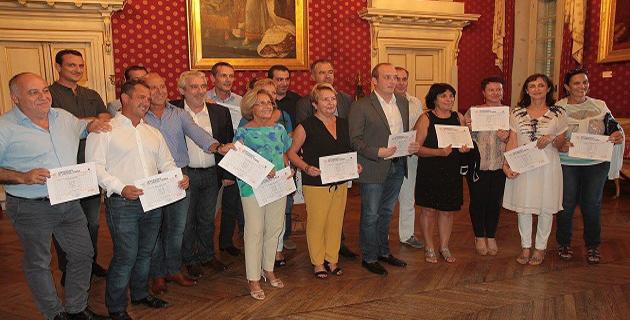 Certificatu di lingua corsa à Ajaccio : Les élus aussi !
