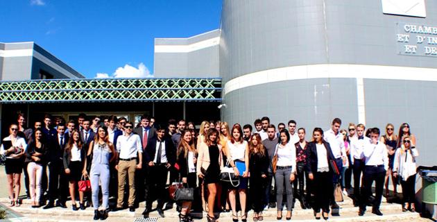 Bastia : 80 nouveaux étudiants à l'école de management