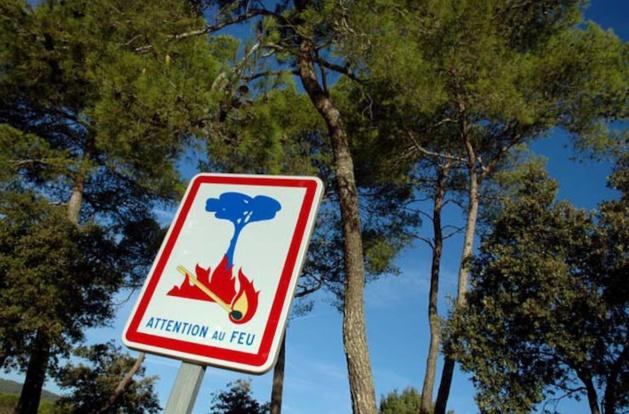 Risques d'incendie : Circulation interdite à Bonifatu, à Tartagine, dans les Agriate et le masif du Fangu