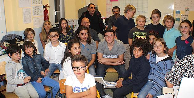 """""""Joseph Devichi, zouave et paysan"""" : Le carnet, émouvant des élèves de Cardu, lauréat national !"""