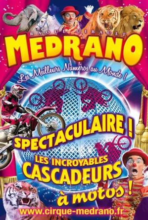 Pietrosella accueille le cirque Medrano